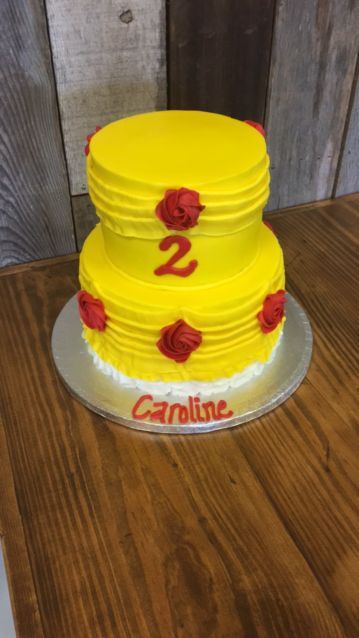 Wedding Cakes and Custom Cake Orders With Pastries and a Cafe in Georgia