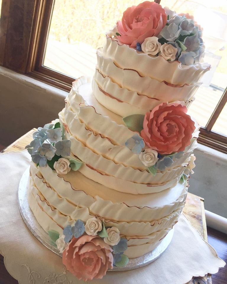 Wedding Cake Recipe Custom History: Wedding Cakes And Custom Cake Orders With Pastries And A